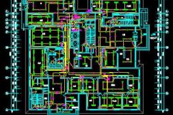 建筑电气设计课程 简单住宅项目